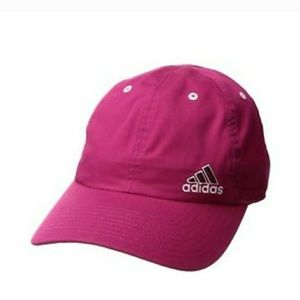 Pink Adidas hat like new